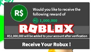 YOU CAN GET FREE ROBUX FROM THIS ROBLOX GAME