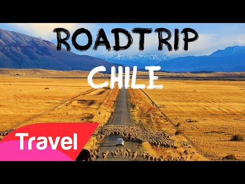 Road tripin' around Chile - Gopro | BackPaco - South America