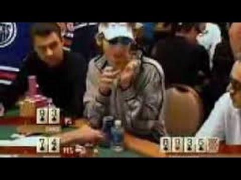 """I Was Smoking Weed! Bryan Micon on 'Thriller' Dance at 2006 WSOP Main Event"