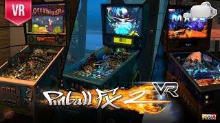 Pinball FX2 VR | Oculus Go - Experience digital pinball as never before in Pinball FX2 VR