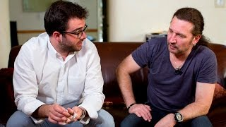 Talking Watches With Eric Singer