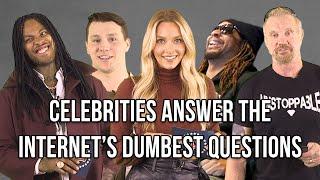 Lil Jon, Josh Allen, Waka Flocka, Camille Kostek Answer the Internet's Weirdest Questions