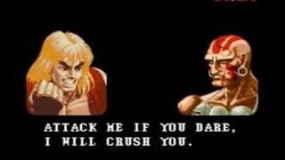 Super Street Fighter II: The New Challengers (Genesis) - Ken Longplay