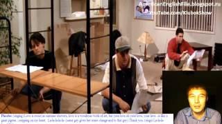 как учить английский язык по сериалу друзья friends онлайн видео курс в YouTube