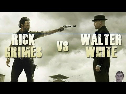 Rick Grimes vs Walter White Epic Rap Battle Reaction and