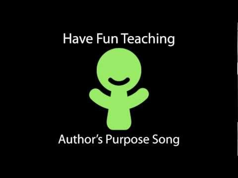 authors purpose brainpop