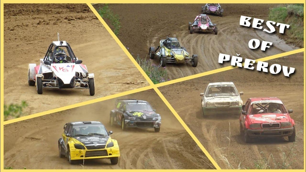 Download MČR Autocross Přerov 25.7.2021- Odkazy na jednotlivé rozjížďky v popisku