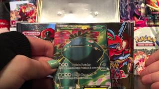 Funny Fake Pokemon Tin Opening, 4 EX