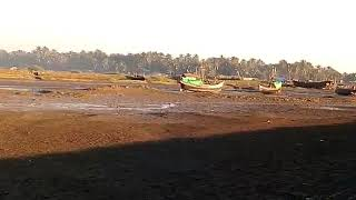 Rohingya fishing boats are banned to for fishing in Sittwe