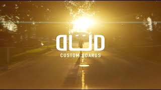 DÜD custom boards - Filmsupply Edit Fest