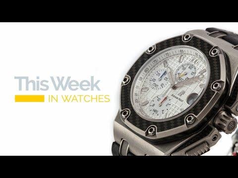 TWIW: Audemars Piguet v Rolex; Mystery Panerai; Daytona 24 Race Weekend