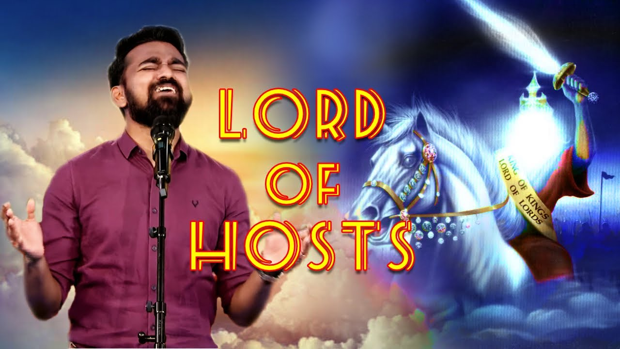 Lord of Hosts (Psalm 46) | David Shawn | Angel Seraphs [Worship Song]