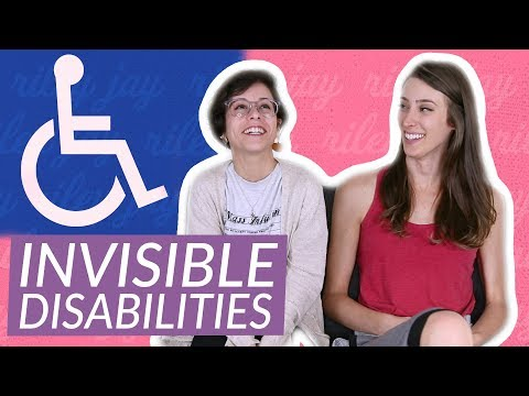 Some Wheelchair Users Can Walk! Ft. Andrea Lausell | Riley J. Dennis