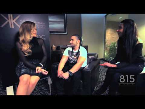 Khloe Kardashian talks to Virgin Radio Dubai- The Kris Fade Show