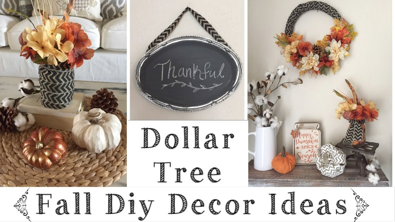Diy home decor fall dollar tree diy 2017 mp3 mb search music online - Dollar store home decor ideas pict ...