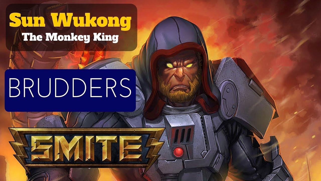 Smite Sun Wukong Build Season