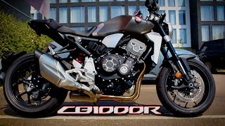NEW CB1000R NEO SPORTS CAFE 2018 - Test ride/Thoughts