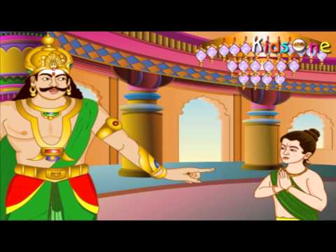 Dashavatara In Telugu ||  Narasimha || Half-Man/Half-Lion - with Animation - KidsOne