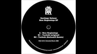 Santiago Salazar - New Beginnings