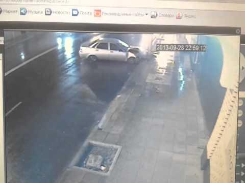 авария в махачкале на улице дахадаева  ч1
