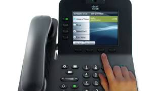 CISCO 8941/45 Series IP Phones - Hold and Transfer Calls