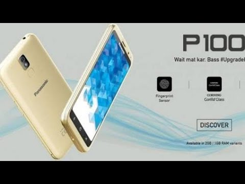 Panasonic P100 | 1GB at ₹5299 | 2GB at ₹5999 |   Official video | THE TECH REVIEW |