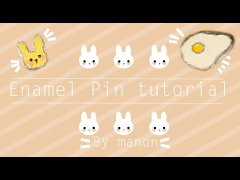 DIY Enamel Pins from Scratch!