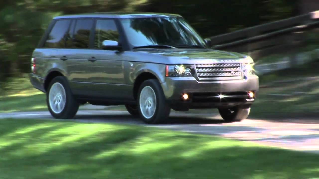 2010 land rover range rover drive time review youtube. Black Bedroom Furniture Sets. Home Design Ideas