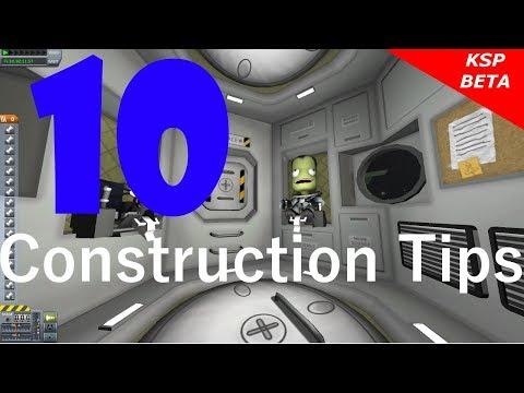 Kerbal Space Program 10 Construction Tips