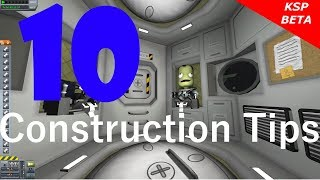 Kerbal Space Program 10 Construction Tips