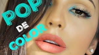 Pop De Color/ojos sencillos - Jackie Hernandez
