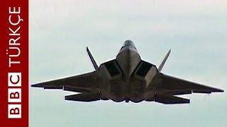 60 SANİYE: Dünyanın en gelişmiş savaş uçağı: F-22 Raptor - BBC TÜRKÇE