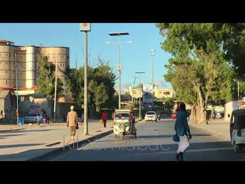 Bilicda Magaalada Mogadishu