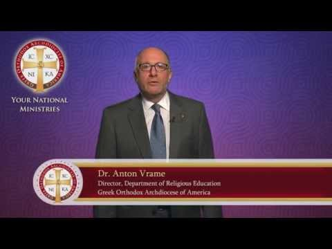 Religious Education - Ministry Updates from the Greek Orthodox Archdiocese of America