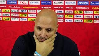 Aleksandar Đorđević posle pobede nad Sjedinjenim Državama na Mundobasketu   SPORT KLUB Košarka