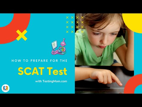 SCAT Test Prep With Testing Mom