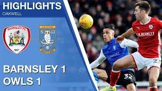 Barnsley 1 Sheffield Wednesday 1 | Extended highlights | 2017/18