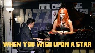 MEGA MUSIC WORLD | When You Wish Upon A Star - Disney Pinocchio
