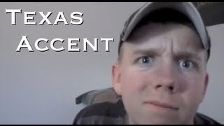 The Real Texas Accent