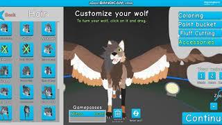 Wölfe Leben Beta Skins Ideen (ROBLOX)