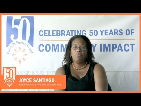 Testimonial - Joyce Santiago - Finance Director, York Area Housing Group