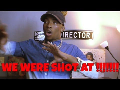 STORYTIME | WE WERE SHOT AT !!!!