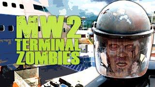 MW2 TERMINAL ZOMBIES ★ Left 4 Dead 2 Mod (L4D2 Zombie Games)