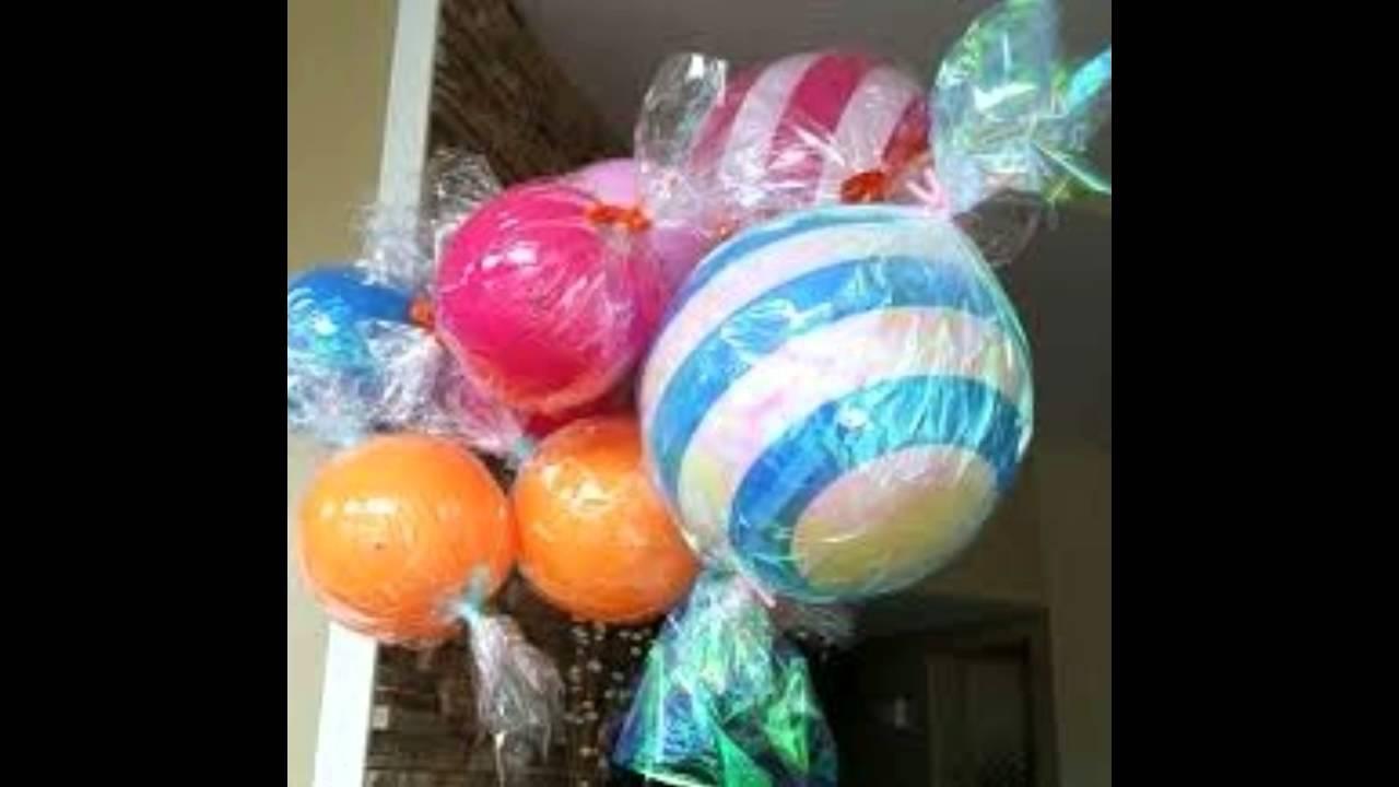 Pinatas de globos 20 ideas geniales youtube - Hacer munecos con globos ...