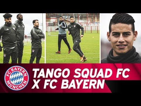 Welcome to FC Bayern, Tango Squad FC! ⚽ 🔛 😉