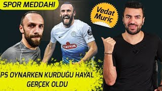 Gambar cover Vedat Muriqi: Ligin En İyisi mi, En Durağan Forveti mi? | Spor Meddahı