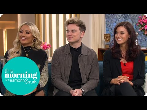Ruth's First TikTok Challenge With Saffron Barker, Jack Maynard And Laurbubble | This Morning