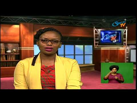 SWAZI TV NEWS PART1 MONDAY 16/10/2017