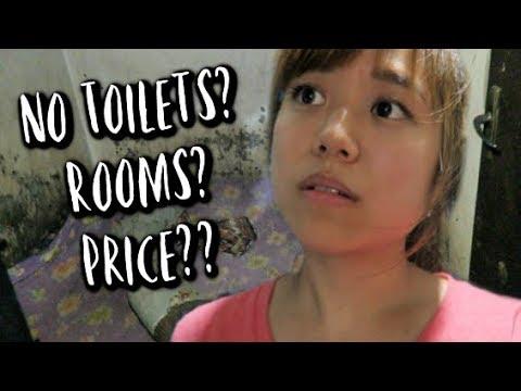 Visiting Jakarta's Slums // Slum Home Tour