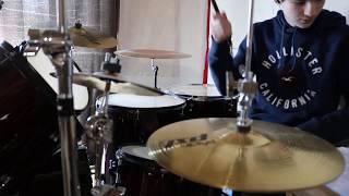 Gambar cover Slipknot - Psychosocial Drum Cover